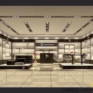 商场店面展柜展厅图片
