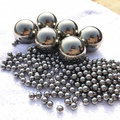 不锈钢珠6.35mm  不锈钢球6.35mm  201不锈钢球