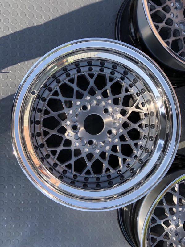 22寸改装三片式铝合金轮毂 晋城22寸改装三片式铝合金轮毂