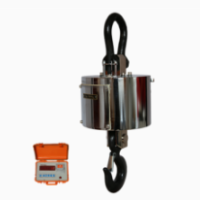 西安无线传输式电子吊钩秤销售无线钢壳型OCS-XS2电子吊秤厂家直销品质保证