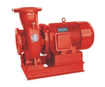 销售卧式丹博单级消防栓泵