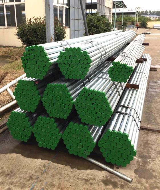 供应江苏舜龙管业科技有限公司 镀锌钢管内衬不锈钢复合管