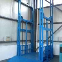 导轨式液压升降平台升降机安装使用说明 升降货梯厂家报价批发