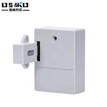 厂家直销免开孔隐形柜锁桑拿锁电子储物柜电控锁 抽屉柜子隐形锁批发