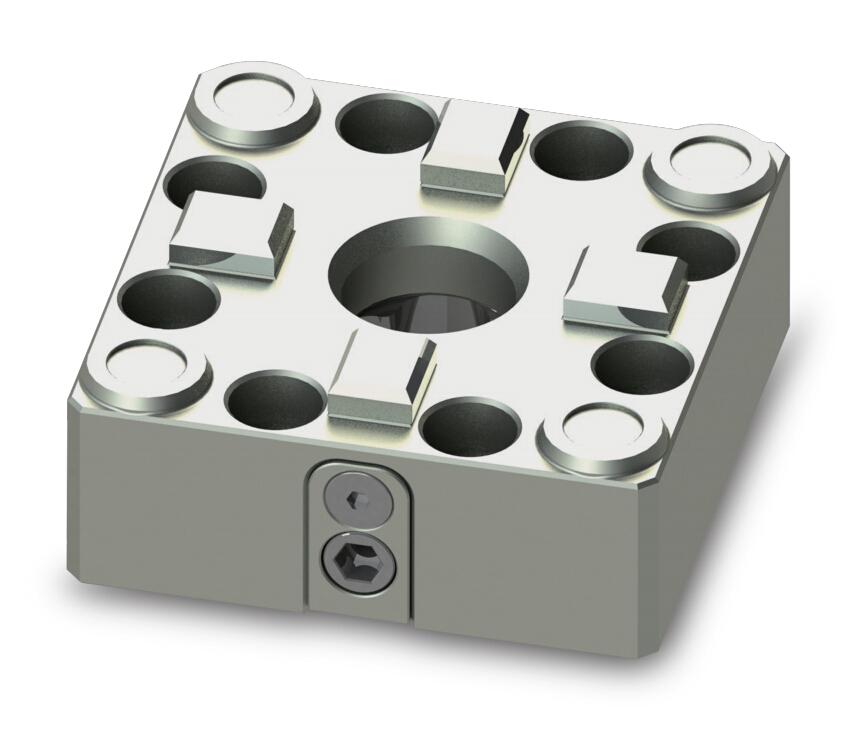 system 3M夹具|70方型 system 3R方型 system 3R方型单头卡盘