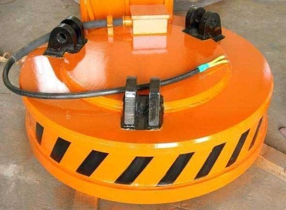 江山重工的吸盘电磁铁优势