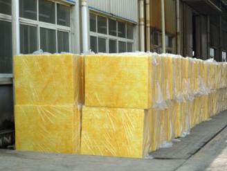 超细隔音玻璃棉板/1200*600*50复合玻璃棉板