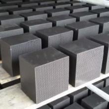 蜂窝状活性炭工业用水处理废气吸附柱状活性炭方块环评环保除甲醛批发
