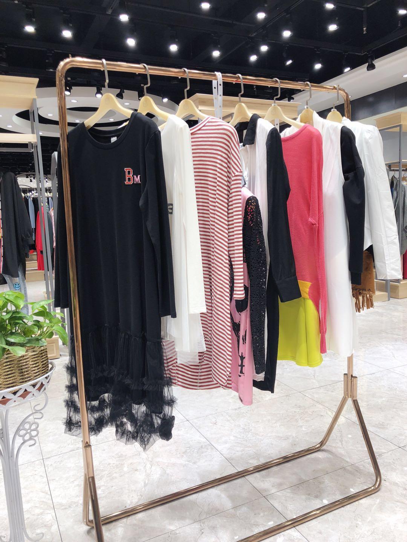 恩迪丝品牌折扣女装2018秋季外套货源走份批发