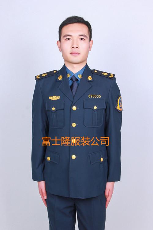 交通执法标志服装 交通执法服装
