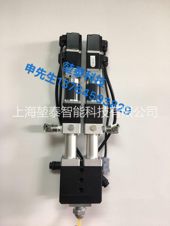 双液螺杆点胶阀 国产螺杆泵 精密螺杆点胶阀