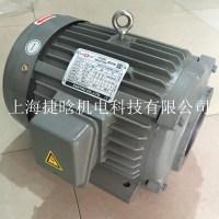 台湾SANYOU油泵电机 7.5HP 4级220/380V内轴油压马达批发