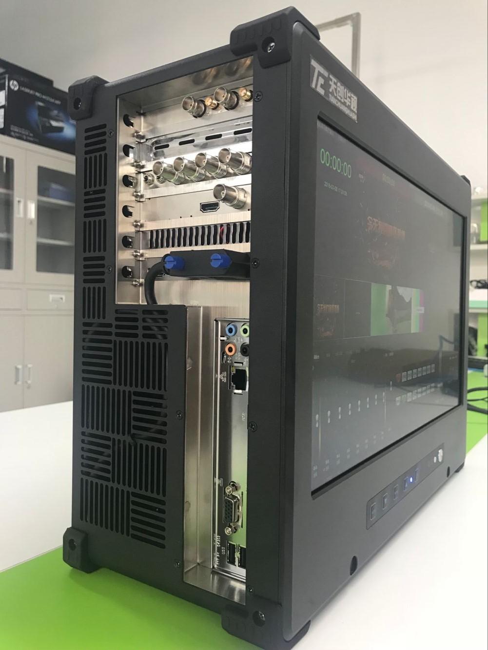 录播直播一体机 虚拟直播一体机 便携式录播一体机