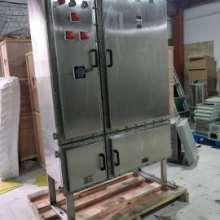 钢板焊接304不锈钢防爆配电箱 防爆配电柜生产定做图片