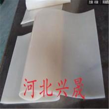 厂家直销白色硅胶板防滑平垫耐高温硅胶板批发