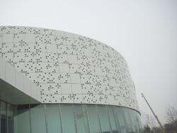 镂空铝单板  冲孔铝单板 幕墙铝单板 造形铝单板  湘众盛锦铝单板生产厂家 金属镂空铝单板 雕刻铝单板