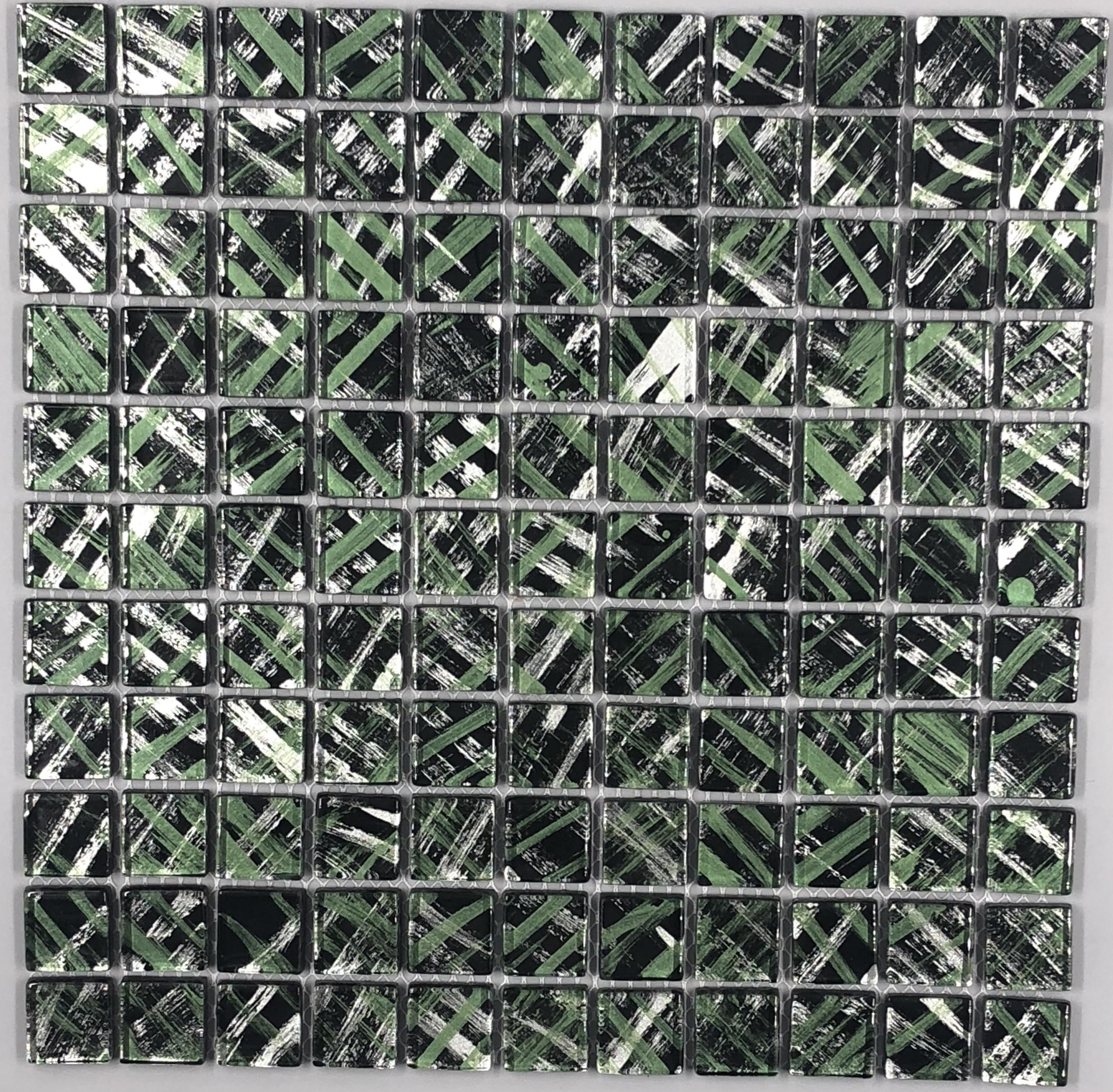 金线手绘马赛克 TY004、马赛克、玻璃马赛克、佛山马赛克厂、广东马赛克厂家