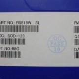 肖特基二極管B5819W SL  SOD-123二極管生產廠家直銷