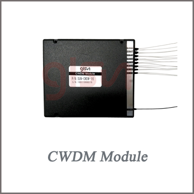 GLSUN桂林光隆CWDM模块 粗波分复用器 粗波分复用模块 粗波分复用系统