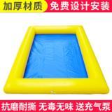 游乐场充气水池池定制/充气水池生产供应商