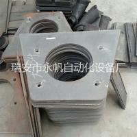 Q034抛丸器端护板 抛丸机抛丸器端板 抛丸清理机配件