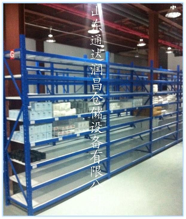中型层板货架 中型货架 厂家直供 价格优惠 外观大气 码货整齐方便 定制尺寸