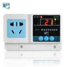 莱珂LK-7数码自动温控器插座 LK-7数码自动温控器开关插座LK-7电脑温度控制器开关插座批发
