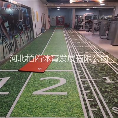 陕西健身房360私教区定制地板 成都身房360私教区定制地板  湖南健身房私教区定制地胶地板