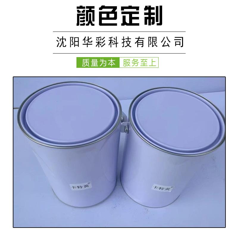 颜色定制漆供应商 质量保证 支持定制颜色喷漆 汽车多用途油漆 高品质菲丽丝面漆定制