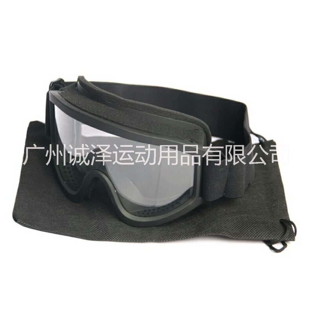 X500抗冲击防风砂防雾透气眼镜
