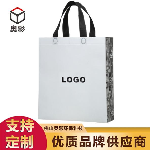 厂家直销环保袋无纺布手提袋通版公版购物袋 服装无纺布袋