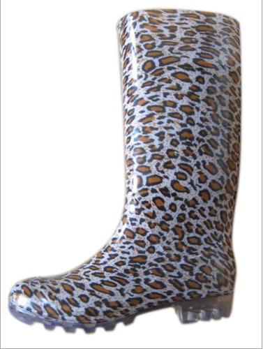 供应印花雨鞋花色厂家直销外贸时尚雨鞋女式印花雨鞋花色多样物美价廉