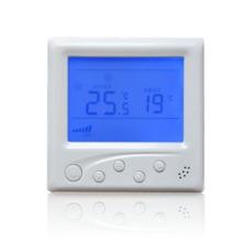 莱珂K206中央空调控制开关温控器液晶温控器风机盘管温度控制器开关促销 中央空调控制开关温控器面板批发
