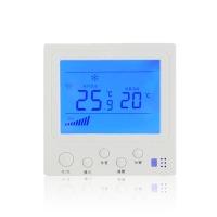 莱珂K202中央空调温控器温度控制器风机盘管液晶三速控温开关包邮