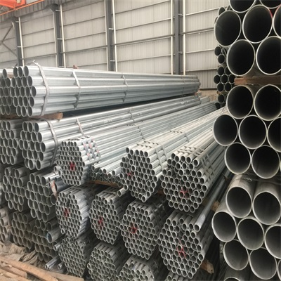 河源镀锌管批发 规格 材质Q235 河源焊管钢铁世界供应