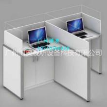 屏风升降电脑桌  升降屏风电脑桌