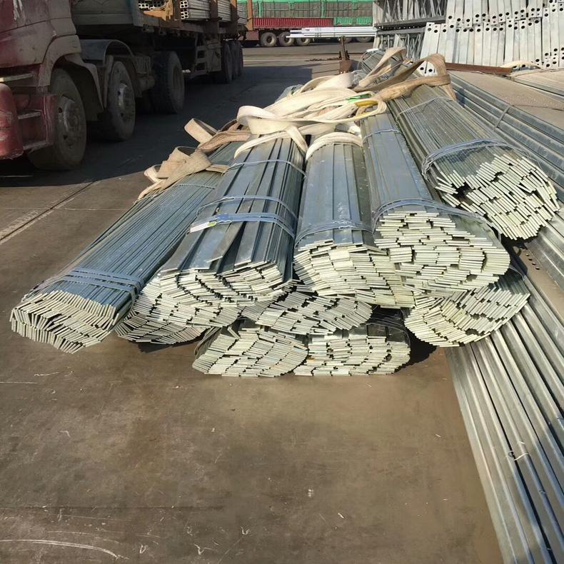 供应镀锌扁钢现货销售,厂家直销现货直销镀锌扁钢