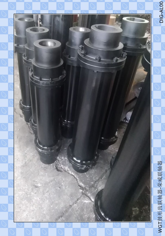 供应WGT鼓形齿式联轴器/荣威机械