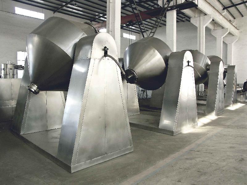 干燥设备厂家 双锥回转真空干燥机批发 不锈钢双锥干燥机价格
