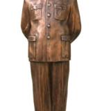 毛主席站像铜制品工艺品 毛主席站像铜电话 铜制品工艺品报价 铜制品工艺品批发 毛主席站像铜供应商