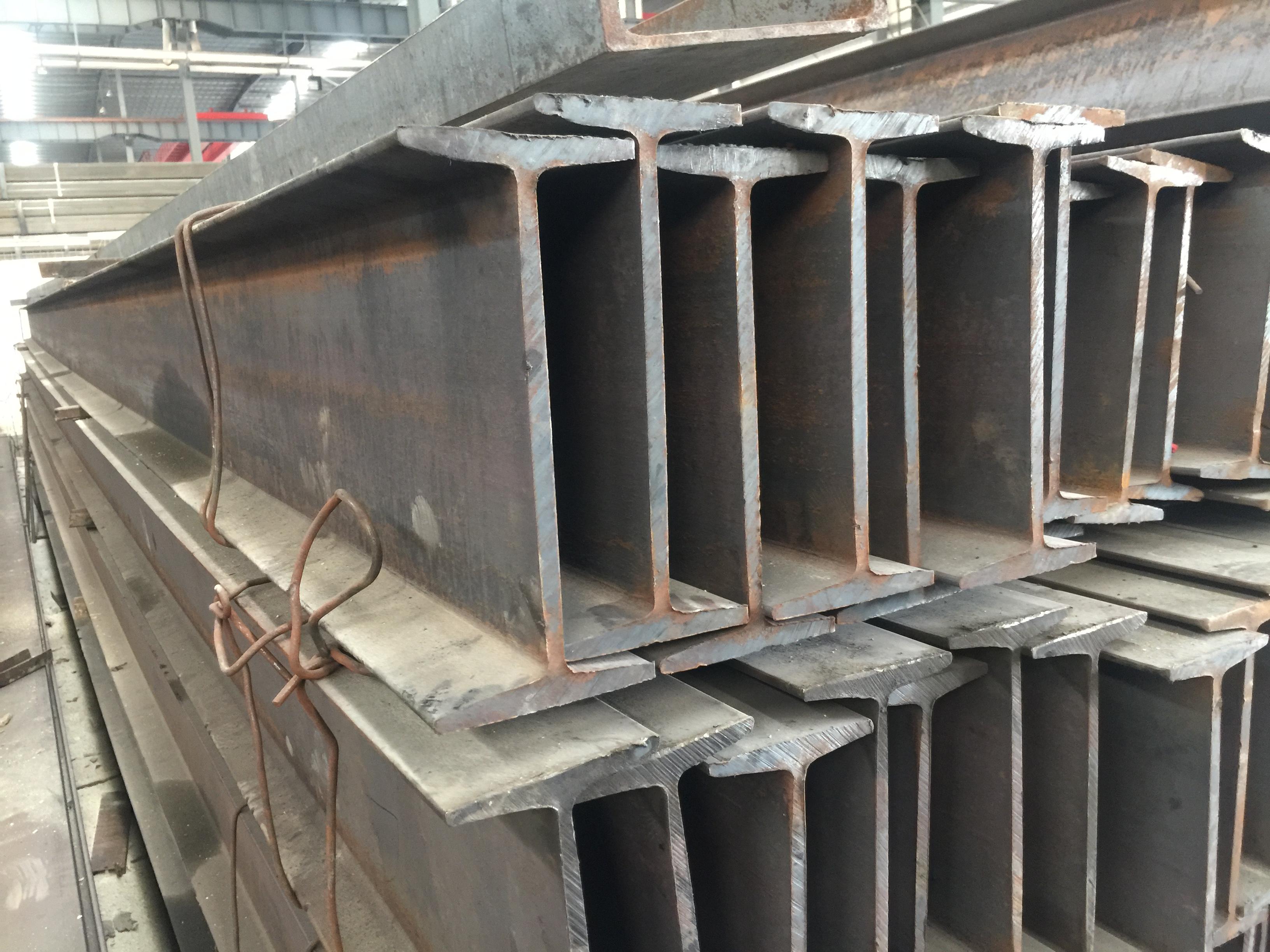 深圳工字钢批发 报价 材质Q235B 规格22# 佛山朗聚钢铁供应