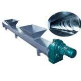 不锈钢螺旋输送设备厂家-- WLS无轴螺旋输送机价格优惠--用途广泛