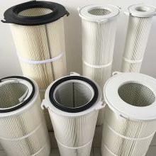 沈阳阻燃除尘滤筒厂家覆膜滤芯厂简述滤筒式除尘器的研究与改造批发