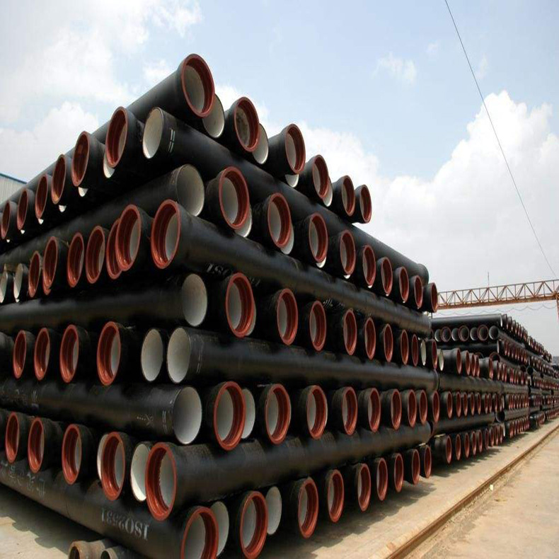 广州球墨铸铁管厂家 报价 广州排水管 (佛山市朗聚钢铁)