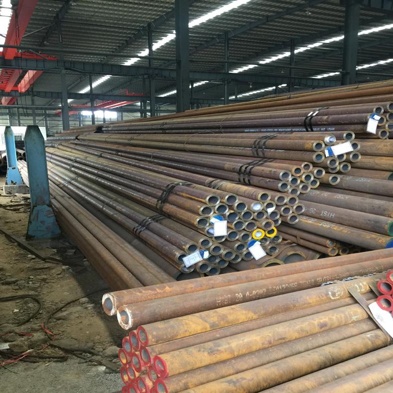 梅州无缝管价格优惠 材质20G 规格273*8 乐从钢铁世界供应 无缝钢管