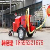 100L沥青灌缝机 路面修补设备 小型灌缝机