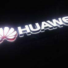 北京晶樽LED发光字制作公司图片