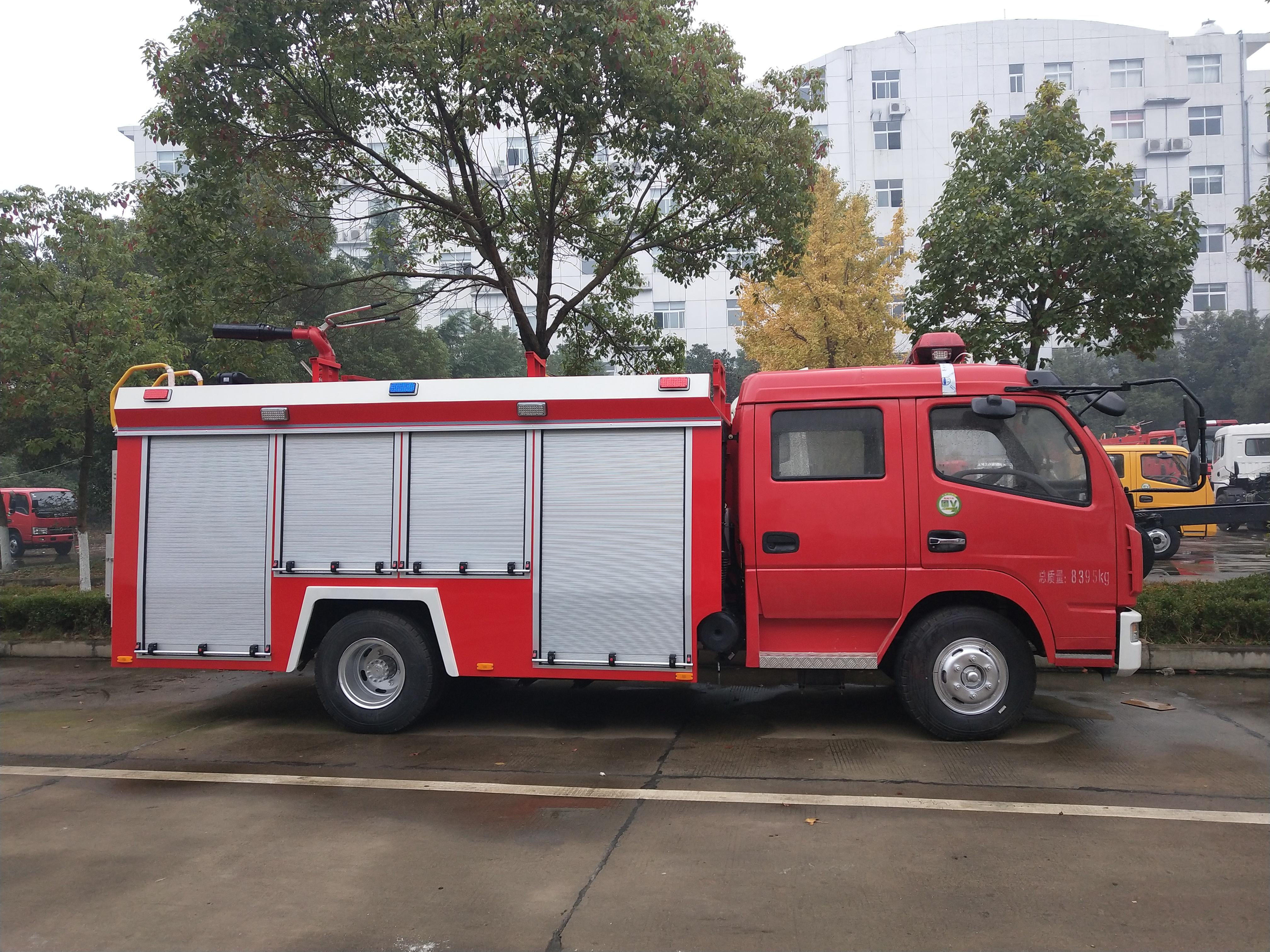 东风消防车销售