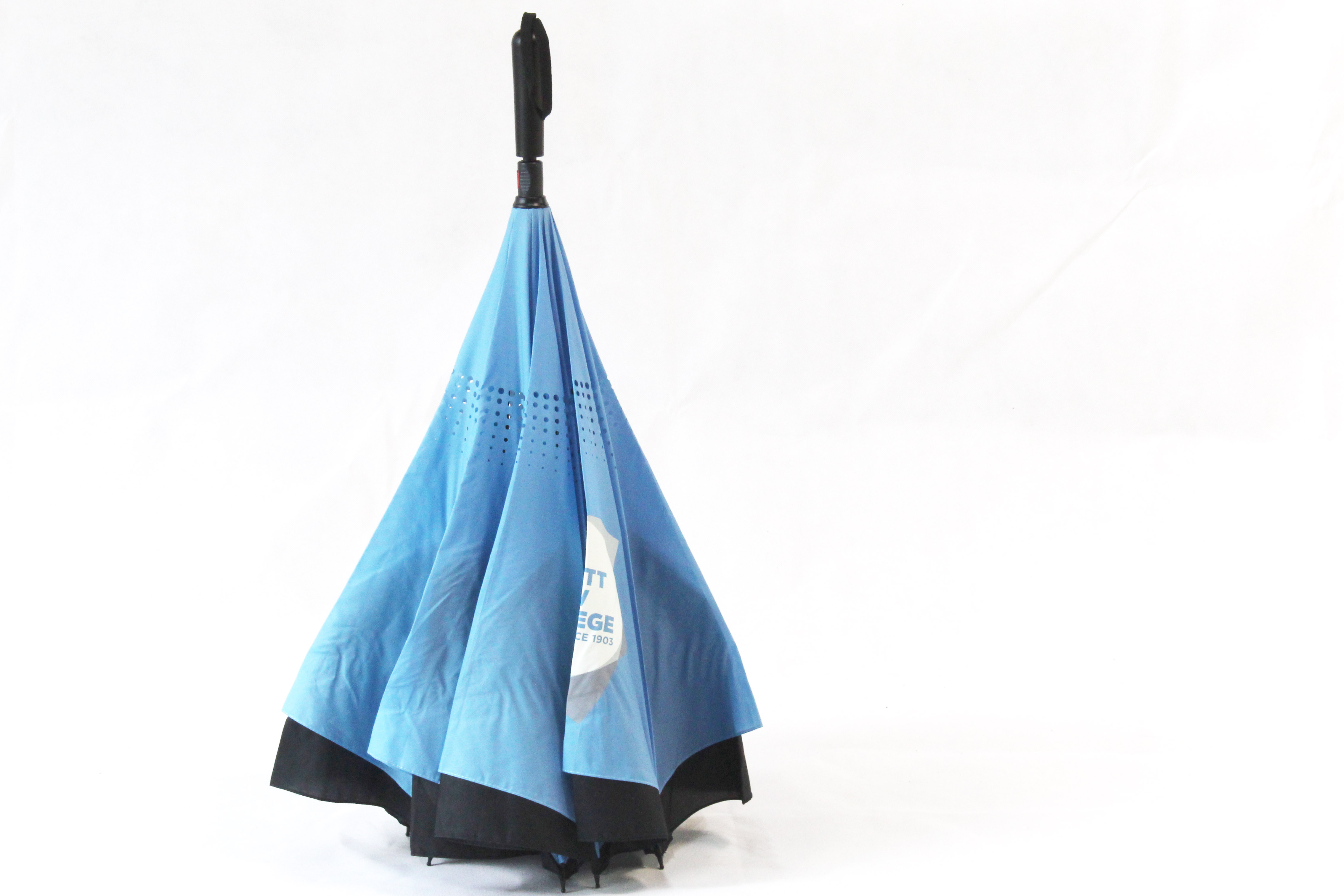 厂家定制生产 反向伞 企业广告反向伞 可加印刷LOGO