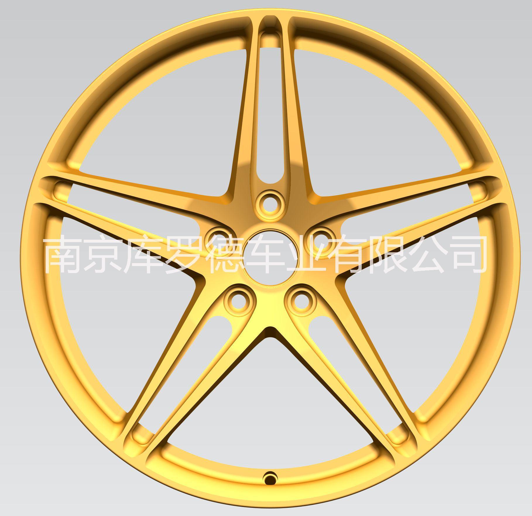 一片式锻造铝合金轮毂1139 延庆一片式锻造铝合金轮毂1139